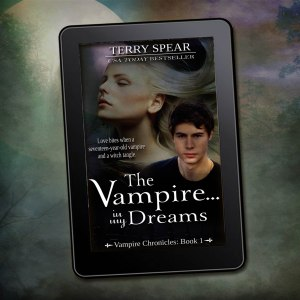A A Kindle Cover The Vampire in My Dreams 11072014 copy