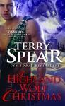 Highland Wolf Christmas-300