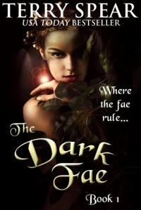 The Dark Fae, newbrough, yellow gradient bevel (427x640)