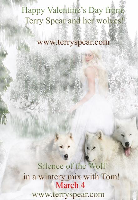 bride wolves happy valentines (442x640)