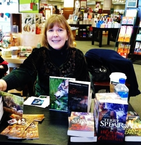 Donna's booksigning photo HarMar, MN