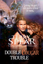 Latest Book in the Cougar Shifter Series!