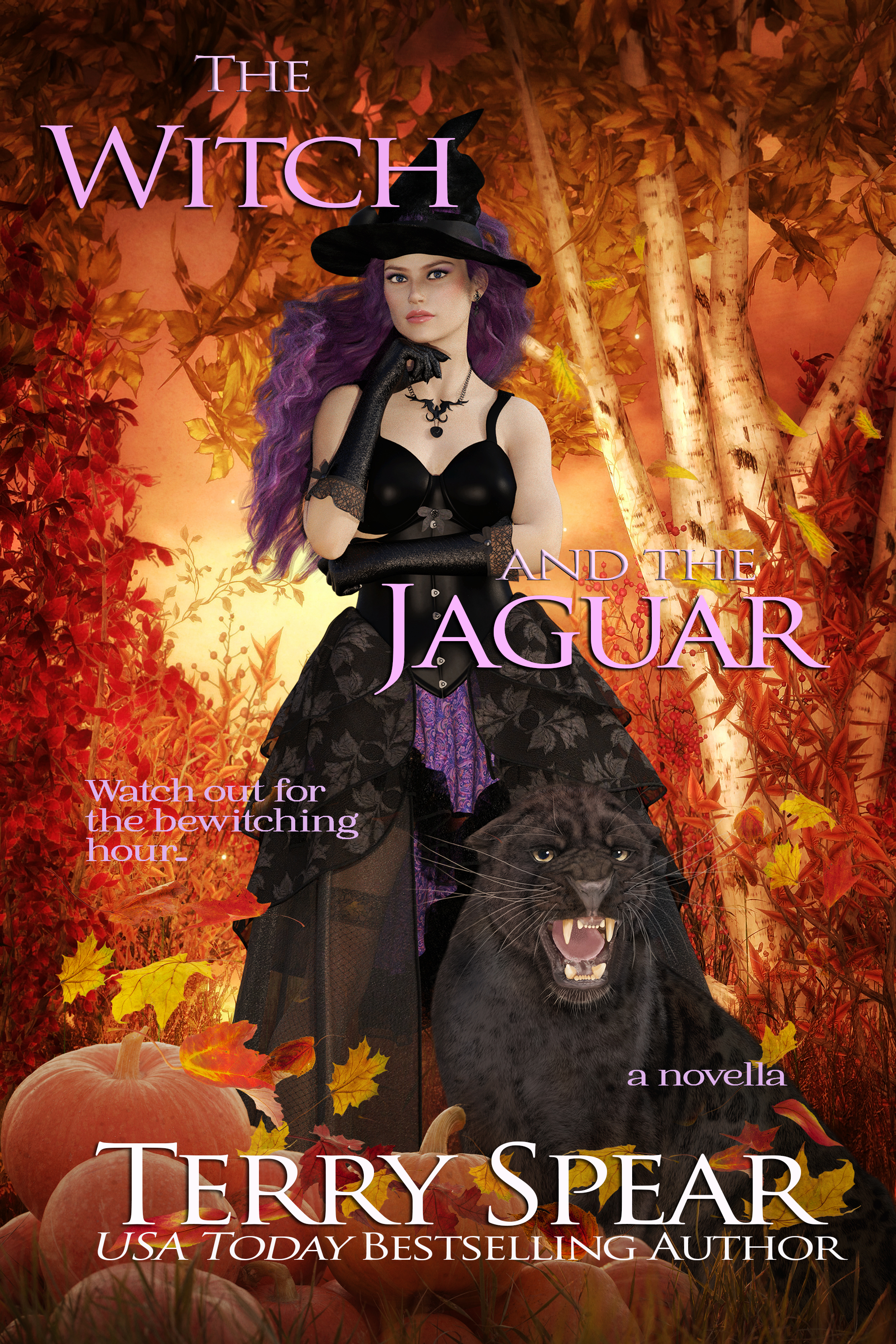 The Witch and the Jaguar cover Final 3000