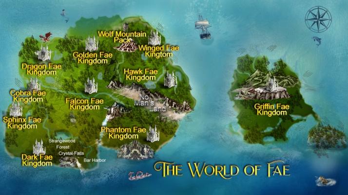 Map World of Fae 1 1000